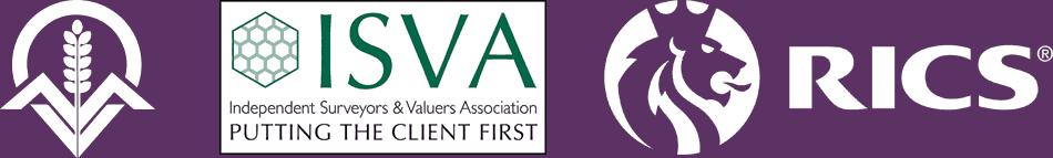 Wessex Surveyors Accreditations logos