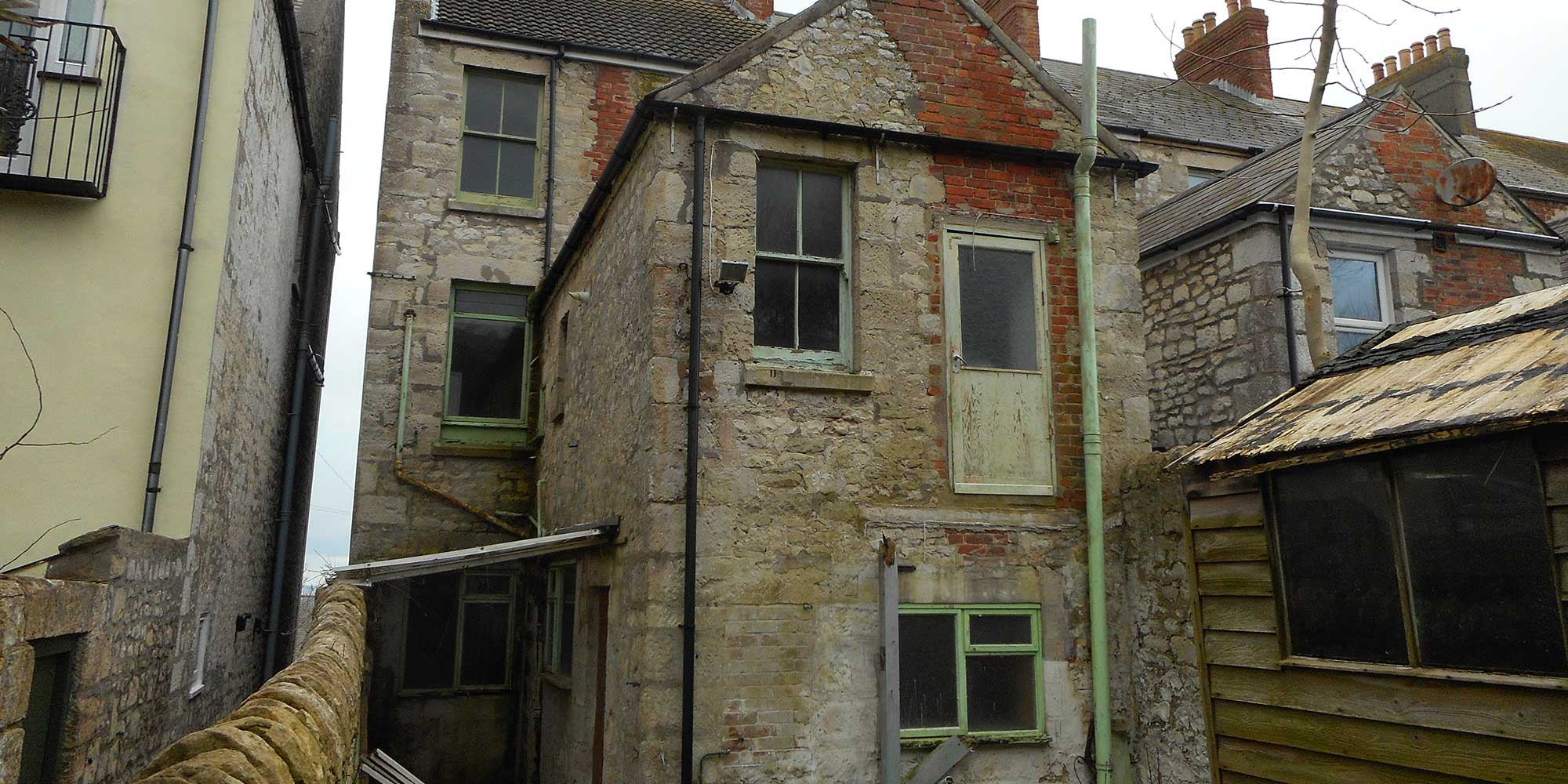 Building Surveys in Dorset, Somerset and Devon