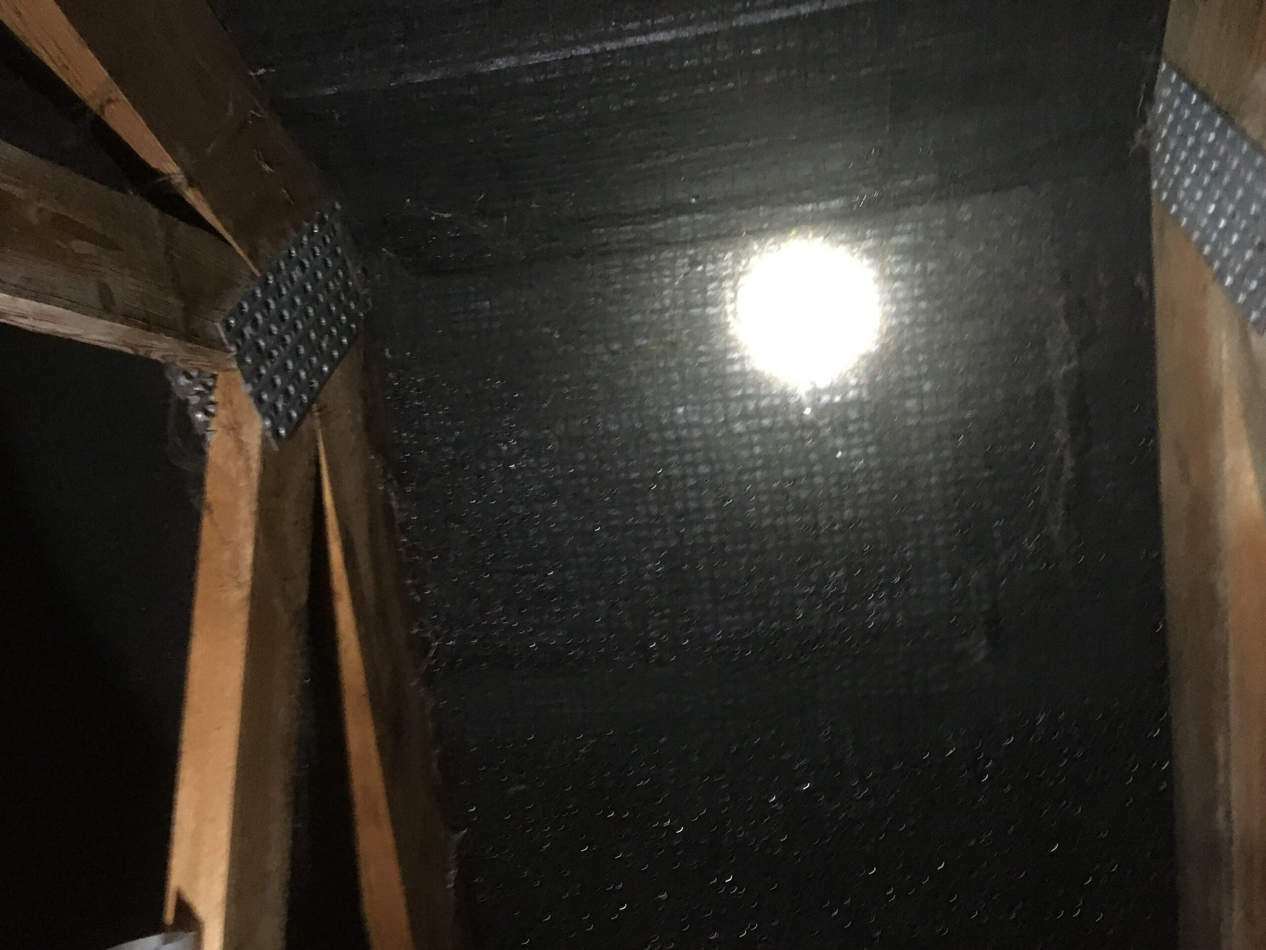 Condensation In The Roof Void